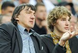 """Ukrainos sporto tragedija: mirė """"Žalgiryje"""" žaidęs milžinas Grigorijus Chižniakas"""