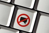 Saudo Arabijoje numatyta bausmė už satyrinius komentarus internete