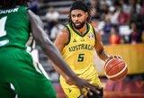 """FIBA pokštai tęsiasi: Millsas prabilo apie """"melagingą"""" simbolinį penketą"""