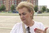 Virš Seimo narės Rozovos tvenkiasi juodi debesys: pateikė poziciją apie slaptą informaciją