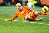 Pasaulio čempionato atranka: Nyderlandai nugalėjo Liuksemburgą