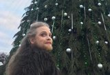 Vilniaus centre blaškėsi drakonų ieškanti mergina