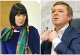 Šakalienė kritikuoja Karbauskio idėją: grįšime prie baisių bylų