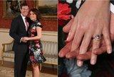 Britai įniršę: už princesės Eugenie vestuves niekas nenori mokėti