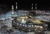 Musulmonams piligriminėje kelionėje padės išmaniosios technologijos