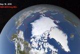 """Mokslininkai Arktyje aptiko tai, kas gali sukelti """"klimato bombą"""