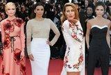 Holivudas pabėgo į Kanus: raudonuoju kino festivalio kilimu žengė megažvaigždės