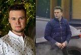 """Vaidmuo seriale """"Prakeikti"""" pakeitė aktoriaus Butkaus gyvenimą: kreipiasi Levio vardu"""