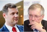 Socialdemokratų rietenos: partija nepasidalina turtu tarsi buvę sutuoktiniai