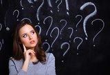 Ką privaloma žinoti stojantiems į aukštąsias mokyklas?