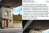 Anglijos lietuviai plyšta juokais iš būsto skelbimo: skamba kaip iš pasakų šalies