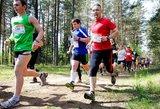 Bėgimo entuziastai rinksis į didžiausią Lietuvoje bėgimą miško takais