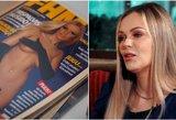 """Lietuviškąja Pamela Anderson vadinta Tvarijonaitė: """"Vyras turi būti šeimos galva"""""""