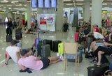 """Dėl """"Thomas Cook"""" žlugimo užsienyje užstrigo daugiau nei 0,5 mln. turistų"""