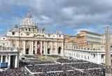 Vatikane – neįprastas darbuotojas