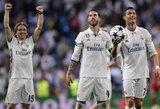 """Laukia klasiškas finalas: """"Real"""" – """"Juventus""""?"""