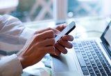 Už mobilų parašą Lina moka, tačiau pasinaudoti negali: pasitaikys ir kitiems