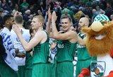 Amerikiečių sudarytame reitinge – smūgis Lietuvos krepšiniui