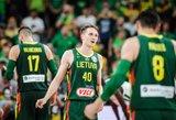 FIBA reitingas: Lietuva neliko neįvertinta