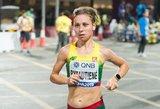 Nepakeliamo karščio ir drėgmės moterų maratone neįveikusi lietuvė: tai pragaras