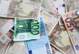 Kredito unijos pirmąjį pusmetį uždirbo daugiau nei pusę milijono eurų pelno