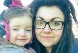 Užkandis mergytei vos nesibaigė tragedija: mama skubiai įspėjo