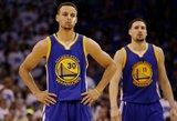NBA čempionų stovykloje nerimas: vienas lyderių gali praleisti finalo rungtynes