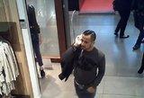 Keistas vyro poelgis parduotuvėje nepraslydo pro akis