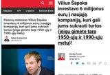 Įvykdytas informacinis išpuolis prieš Šapoką – gyventojams siunčiamas įspėjimas