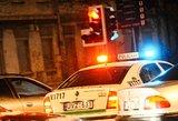 Klaipėdoje 15-metį partrenkė du automobiliai važiavę per raudoną