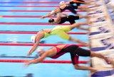 Raminta Dvariškytė ir Danas Rapšys planetos plaukimo čempionate neįveikė atrankos barjero
