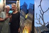 Iš Japonijos su vyru grįžusi dizainerė Julija Janus: kelionėse esame geri, patikrinti draugai