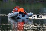 Molėtų rajone – tragedija: ežere aptiko baisų radinį