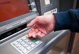"""""""Luminor"""" su """"Danske Bank"""" išstoja iš bendro bankomatų tinklo"""