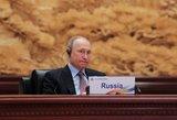 Kremlius: Rusijos kariai Ramiajame vandenyne yra atsakas JAV