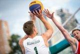 Lietuvos 3x3 krepšinio rinktinė pateko į Europos čempionatą