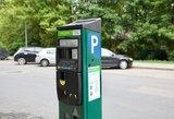 Vilniaus politikai ėmėsi sprendimo branginti automobilių stovėjimą sostinėje