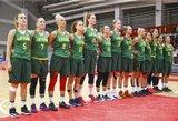 Paaiškėjo Lietuvos motetrų rinktinės varžovės atrankoje į Europos čempionatą