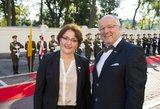 Krašto apsaugos ministras: Lietuva remia Gruzijos siekį tapti NATO nare