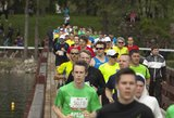 Trakų pusmaratonyje laukiama 3000 dalyvių