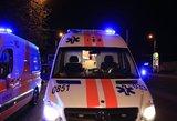 Tragiškas rytas Alytaus raj.: žuvo vairuotojas