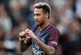 PSG pasiruošusi paleisti Neymarą už atitinkamą sumą
