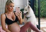 Nėščiosios nuotrauka papiktino internautus: viena detalė kelia rimtą abejonę