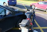 Perspėja vairuotojus: išaugo susidūrimo pavojus