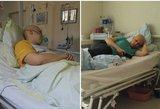 18-metis serga paskutinės stadijos vėžiu: Jonui liko paskutinė viltis