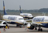 """Lietuvis pasipiktines """"Ryanair"""" skrydžiu: ar iš viso galima skraidinti tokiais lėktuvais keleivius?"""