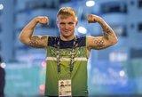 Dvi dienos – du olimpiečiai: Evaldas Petrauskas baigia karjerą