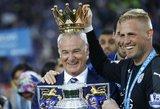 """""""Leicester City"""" stebukladarys grįžta gelbėti """"Premier"""" lygos autsaiderių"""