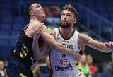 """Pasaulio krepšinio čempionatas: faktorius, verčiantis Lietuvą favorite tarp """"mirtininkų"""""""