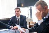 """Nauji vingiai """"MG Baltic"""" byloje: Zabulionis patvirtino Kurlianskiui apie norą turėti pastovesnį darbą"""